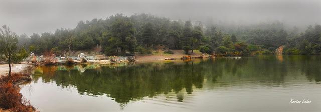 Λιμνη Μπελέτσι στην Παρνηθα, φωτο Κώστας Λαδάς